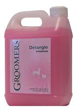 Supplies New Detangle Shampoo 2.5 litre Conditioners Grooming Dogs Pets Washing