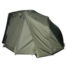 ABODE AIRTEXX 9 RIB OVAL UMBRELLA BROLLY BIVVY SYSTEM 10000HH