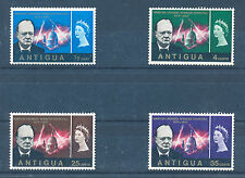 1966 CHURCHILL COMPLETE CROWN AGENTS OMNIBUS SET MNH