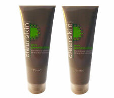 2 X Clearskin Pore Penetrating Black Mineral Cleanser ~ Acne Control
