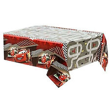 Cars Formula Racer Birthday Party Supplies TableCloth Table Cover