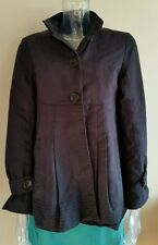 Women's Ted Baker Black Lightweight Jacket Size 2 UK Size 10