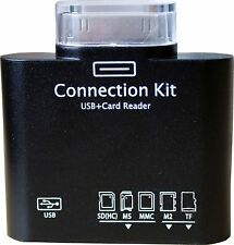 5in1 Connection Kit für Galaxy Tab 2 Kartenleser M2 MMC USB SDHC TF SD MS