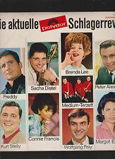 """Various - Die Aktuelle Polydor Schlagerrevue (1965, Vinyl, 10"""", Club Edition)"""