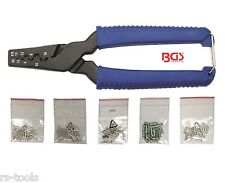 BGS 1430 Presszange Crimpzange für Aderendhülsen Zange 175 mm 0,5-16mm² 1429