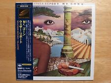 Weather Report - Mr. Gone / CD Japan Papersleeve incl. OBI / feat Jaco Pastorius
