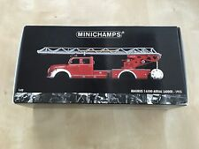 Minichamps Magirus S6500 Drehleiter Bauhjahr 1955 Maßstab 1:43