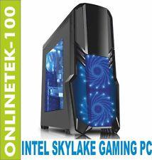 INTEL SKYLAKE i7 Quad 6700k PC 16GB DDR4 1TB USB 3.1 Fast Desktop Computer
