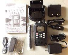 West Marine VHF150 DSC Handheld Marine Radio Submersible Waterproof NEW Black