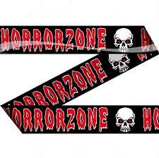 HALLOWEEN Deko 15 m Absperrband Horrorzone Außendekoration Halloweenparty