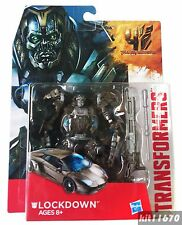 Hasbro Transformers Movie 4 Age of Extinction Deluxe Class Lamborghini Lockdown