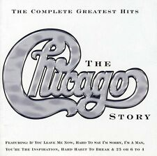 Chicago - The Chicago Story  - The Complete Greatest Hits / Best Of - CD Neu