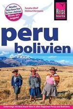 Peru Bolivien Reiseführer Reiseplaner Reise Know How Verlag Südamerika von 2014