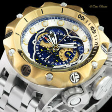 Invicta Men's 52mm Reserve Venom Hybrid Swiss Master Calendar Chronograph Watch