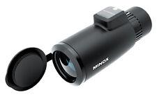 Minox MD 7 x 42 C Compass Monocular - Black #62209 (UK Stock) BNIB