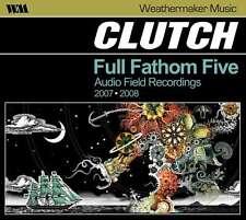 CLUTCH - Full Fathom Five  [Re-Release CD+DVD]