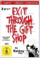 Banksy - Exit Through the Gift Shop DVD NEU + OVP!