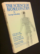 The Science of Homeopathy by George Vithoulkas HC DJ Book Homoeopathy Reference