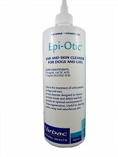 Epi-Otic Ear and Skin Cleaner for Dogs and Cats 500 ml