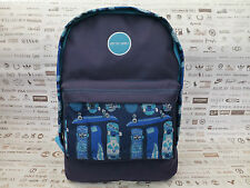 ANIMAL A4 BACKPACK Shoulder Bag Navy School RUCKSACK Laptop Travel Sack BNWT