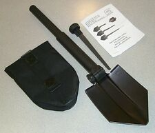 BRAND NEW Glock Entrenching Tool Folding Shovel Spade Saw Camp Camping & Sheath