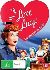 I Love Lucy Collection Series Complete Season 1-9 New Oz DVD Boxset Region 4