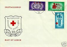 EAST GERMANY, (DDR), FIRST DAY COVER, # 95