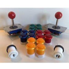 Kit Joystick Arcade 2 Joueurs