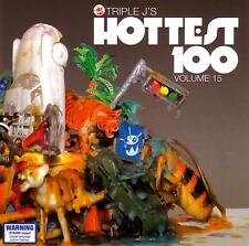 TRIPLE J - HOTTEST 100 - VOLUME 15 / VARIOUS ARTISTS  -  2 CD SET