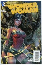 WONDER WOMAN 36 VARIANT 1:100 FINCH DC COMICS 2015 NM-