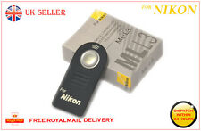 NIKON ML-L3  IR Wireless Remote Shutter Control MLL3 for D5100 D5200 D3200 D90