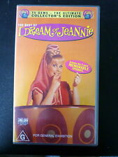 I DREAM OF JEANNIE Ultimate Collector's Edition VHS Video Barbara Eden