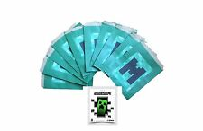 Party Bags Small, with Official Minecraft Sticker! 10 Pack