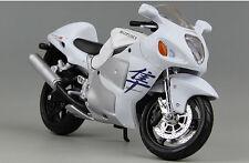 Maisto 1/12 Suzuki Hayabusa Diecast Motorcycle Model Collection KING OF SPEED