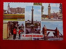 alte Ansichtskarte  London