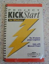 Project KickStart for Windows/Project Management Software - Win 3.1 / Win 95 NT