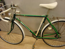 Gitane retro racer steel frame 1980's town bike gents 54cm equipped