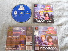 PS1 ORIGINAL GAME 40 WINKS CONQUER YOUR DREAMS DISC NEAR NEW COMPLETE FAST POST
