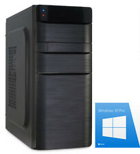 Komplett PC AMD FX-4300 4x 3.8GHz 8 GB 500 GB Windows 10 Pro 64 Bit Quad Core