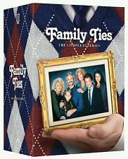 FAMILY TIES Complete Season Series 1 2 3 4 5 6 & 7 Collection Boxset NEW DVD