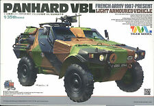 Panhard VBL French Army since 1987 - Tiger Models 4603