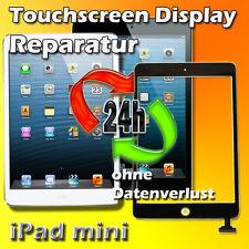 24 Stunden iPad mini 2 A1489 Touchscreen Digitizer Glas Austausch Weiß