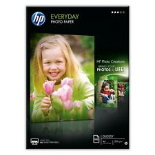 HP EVERYDAY A4 GLOSS / GLOSSY INKJET PHOTO PAPER 200GSM - 100 SHEETS (Q2510A)