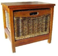 Mexican bedside table /  cabinet 1 Drawer