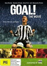 *New & Sealed* Goal! (DVD Soccer/Football Movie, 2006) Region 4 Aus