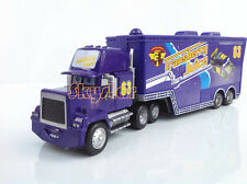 Disney Pixar NO.63 Transberry Juice Super Liner Mack Truck Diecast Toys Car Gift