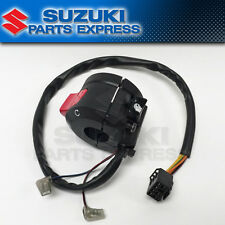 NEW 2011 GSX1250FA GSX 1250 FA OEM RH STARTER / KILL SWITCH 37200-29G80