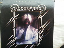 """12"""" Isaac Hayes - Groove-A-Thon -----"""
