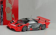 1997 McLaren F1 GTR Lark Team BMW Japan 24H le Mans # 44 1:18 Minichamps