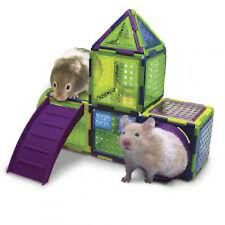 Kaytee Puzzle Playground Accessory Kit for Hamsters, Gerbils or Mice